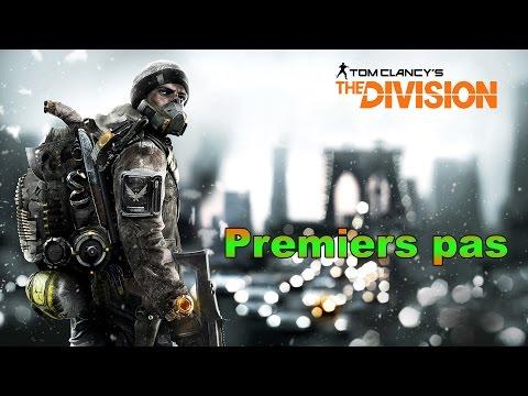 The Division - Premier pas