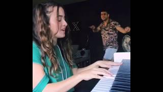 Melis Fis Feat. Reynmen - Ela ( Piyano Cover)