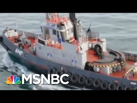 Ukraine President Wants Trump's Help In Getting Russia Out Of His Country | Velshi & Ruhle | MSNBC