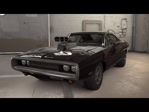 CSR Racing 2 - Fast & Furious FINAL FURY / 1970 CHARGER R/T Event done
