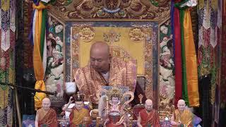 2020年8月9日 聖尊蓮生活佛盧勝彥法王開講:畢哇巴的「道果」(伊喜。措嘉護摩法會)