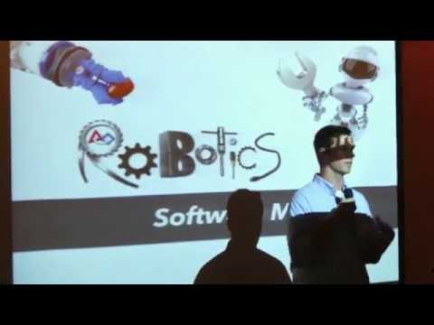 Object Recognition in Robots with Stefan Zickler