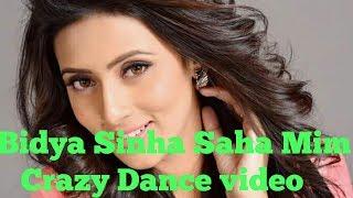 Bidya Sinha Saha Mim Crazy Dance Video