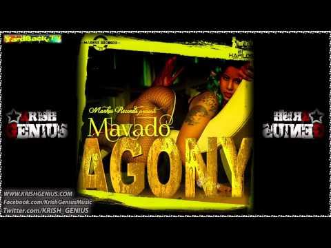 Mavado  Agony Raw Feb 2013