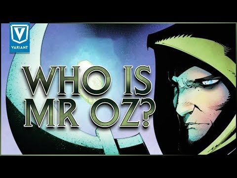 Who Is Mr. Oz? MAJOR DC REBIRTH REVEAL!