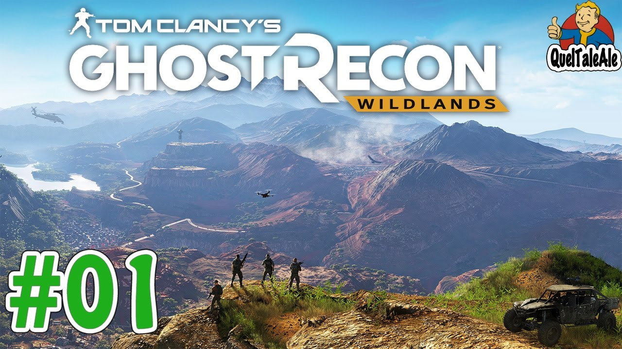 Ghost Recon Wildlands - Gameplay ITA - Walkthrough #01 - Lotta ai narcos