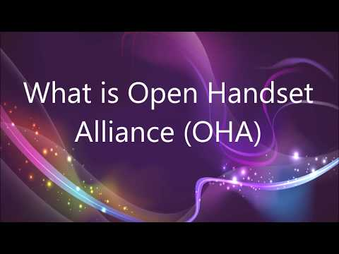 What is Open Handset Alliance (OHA) | Android Interview Questions
