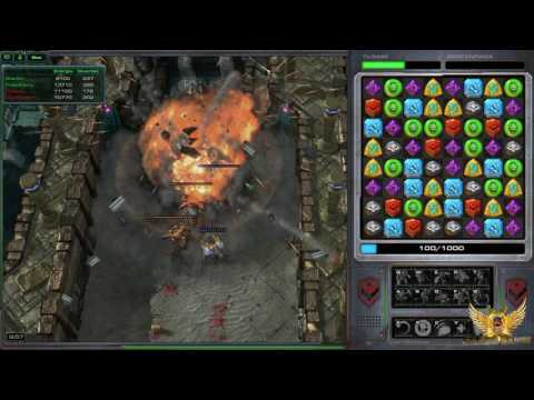 StarCraft 2 Tetris estratégico. DIVERTIDO Y ADICTIVO