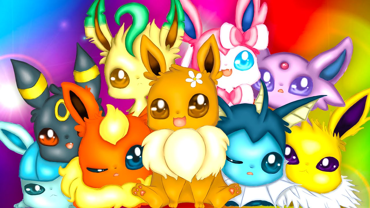 pokemon evoli entwicklung