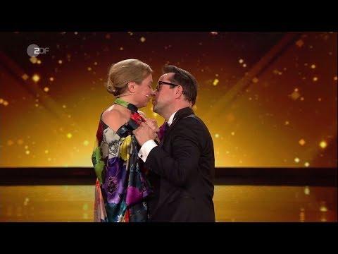 Die Goldene Kamera 2018  Laudatio ChrisTine Urspruch und Jan Josef Liefers