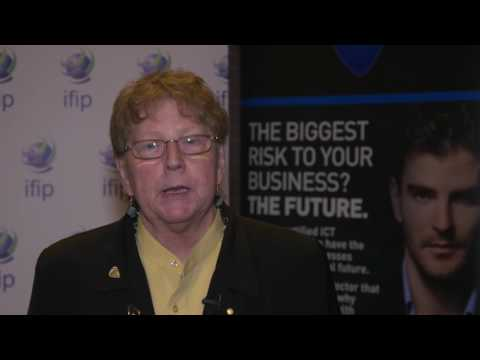 IFIP Interviews: Brenda Aynsley, IP3 Chair on IP3