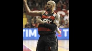 Flamengo 93 x 73 Rio Claro - NBB 2016 Playoffs - Jogo 2