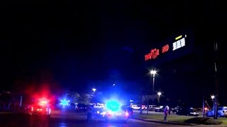 Three dead, including gunman, in Louisiana theater shooting