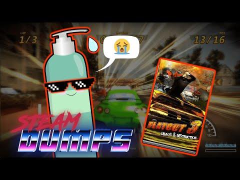 Flatout 3: Chaos & Destruction // Steam Dumps |