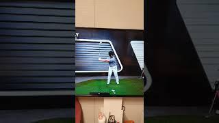 신지애선수 골프스윙동영상