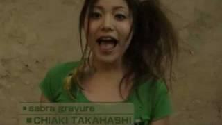 たかはし智秋 presents herself with different level of language 1. C...