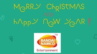 Happy New Year from all of us at Bandai Namco Entertainment!
