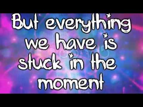 Justin Bieber- Stuck In The Moment Lyrics