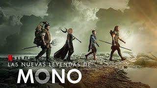 Las nuevas leyendas de Mono   Temporada 2 Tráiler