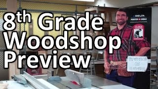 Thinking of taking Woodshop at Newhart in 8th grade? This video will show you what you are going to construct if you sign up for ...