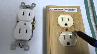 Video Replace old 2-prong outlets-you have 3 choices download MP3, 3GP, MP4, WEBM, AVI, FLV Juli 2018