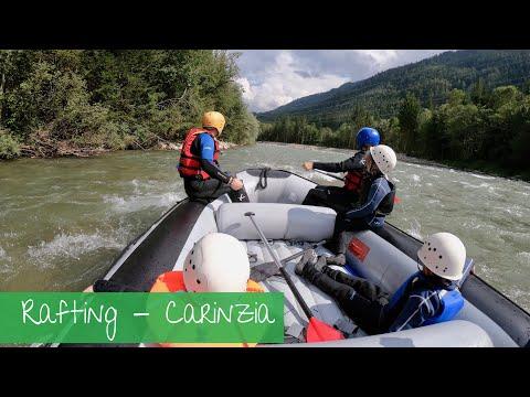 Rafting a Obervellach - CarinziaSplendida ...