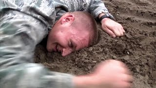 "Air Assault School - ""Zero"" First Day Obstacle Course"