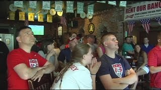 U.S. moving on in World Cup, despite 1-0 loss to Germany