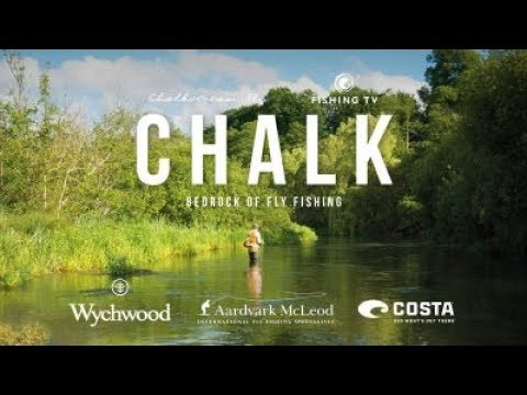 Chalk - Bedrock of fly fishing