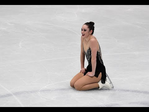 Kaetlyn Osmond's Gold Medal Free Skate at 2018 World Championships