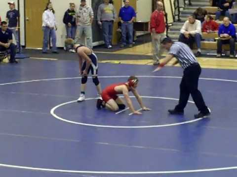 MVL Semis Kittle(Mo) vs. Dennis(CR)...Kittle gets ...