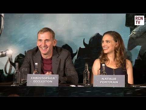 Christopher Eccleston Interview Thor The Dark World Premiere
