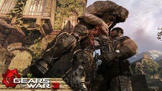 Gears of War 3 | #02 | Campaña 4K | Reunión Legendaria !!