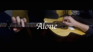 Alan Walker - Alone - Fingerstyle Guitar
