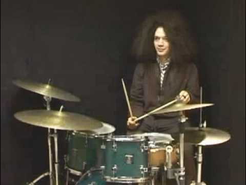 Seb Rochford on Drums