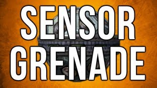 Black Ops 2 In Depth - Sensor Grenade