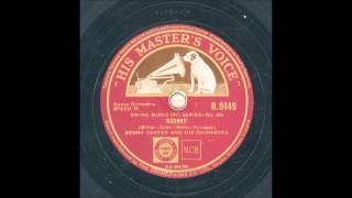 BENNY CARTER AND HIS ORCHESTRA - SUNDAY