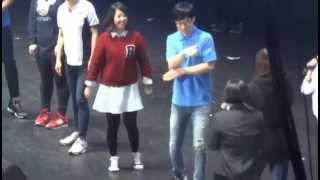 20150117 Running Man Special Live in Taipei 比手畫腳