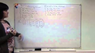 Лекция 3  Метод искусственного базиса