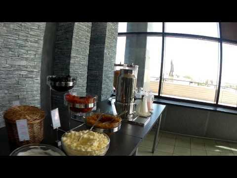 Завтрак Marins Park Hotel. Нижний Новгород