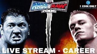 WWE Smackdown vs Raw 2006 Season Mode (PS2)