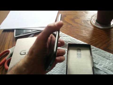 LG G3 T-Mobile Version Unboxing