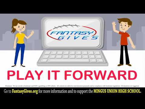 A NEW WAY TO SUPPORT MINGUS UNION HIGH SCHOOL