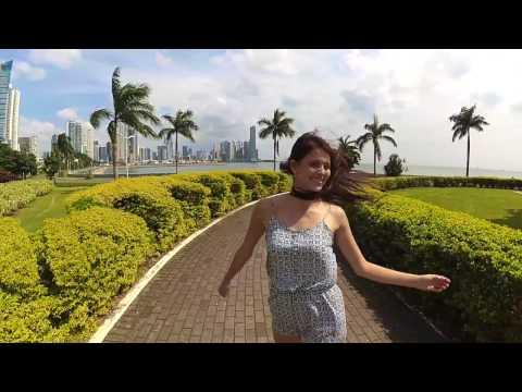 One day in Panama City, Panama - Xiaomi Yi 4k