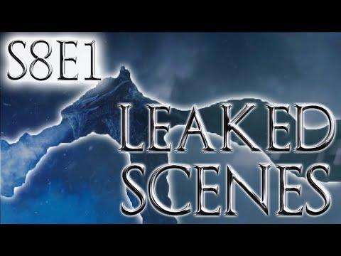 Season 8 Episode 1 Leaked Scenes ! | Game of Thrones Season 8 Episode 1
