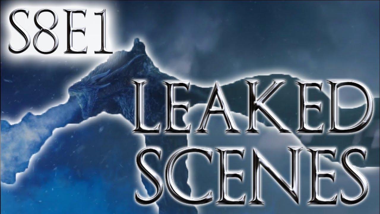 Game of Thrones 8: ecco il leak completo del primo episodio!
