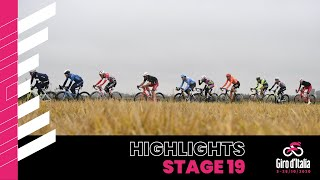 Giro d'Italia 2020 | Stage 19 | Highlights