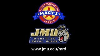 JMU MRD 2013 Macy's Thanksgiving Day Parade Trailer