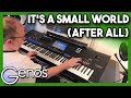 Download IT'S A SMALL WORLD (AFTER ALL) on Yamaha Genos MP3 song and Music Video