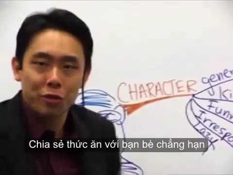 Adam Khoo hướng dẫn cách vẽ Sơ đồ tư duy (Vietsub)